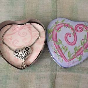 Brighton heart choker necklace
